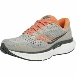 Saucony Womens Triumph 18 S10595-30 Moonrock / Coral Running