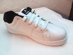 """AND1-Youth Boy's Size 1,2,3,4,5,6 """"WHITE"""" Premium Athletic R"""