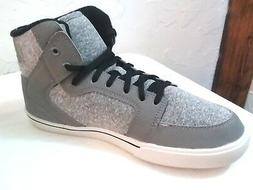 """Faded Glory - Youth Boys Size """"4""""  """"GRAY""""  Premium Athletic"""