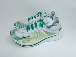 Nike Zoom Fly SP Men's Running Shoes AJ9282-101 Lucid Green-
