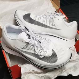 Nike Zoom Fly White Black Pure Platinum Running Lightweight