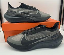 Nike Zoom Gravity Running Mens Shoes Black Anthracite BQ3202