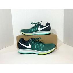 Nike Zoom Pegasus 33 Dark Green Seaweed Running Shoes 831352