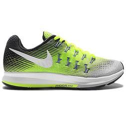 Women's Nike Zoom Pegasus 33 Sneaker, Size 5.5 M - Yellow