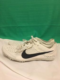 Nike Zoom Victory 3 Phantom Oil Grey Men Track Running Shoes
