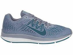Nike Zoom Winflo 5 Men's Running Shoes AA7406 403 Ashen Slat