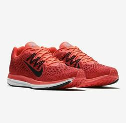 Nike Zoom Winflo 5 Running Shoes Red Bright Crimson AA7406-6